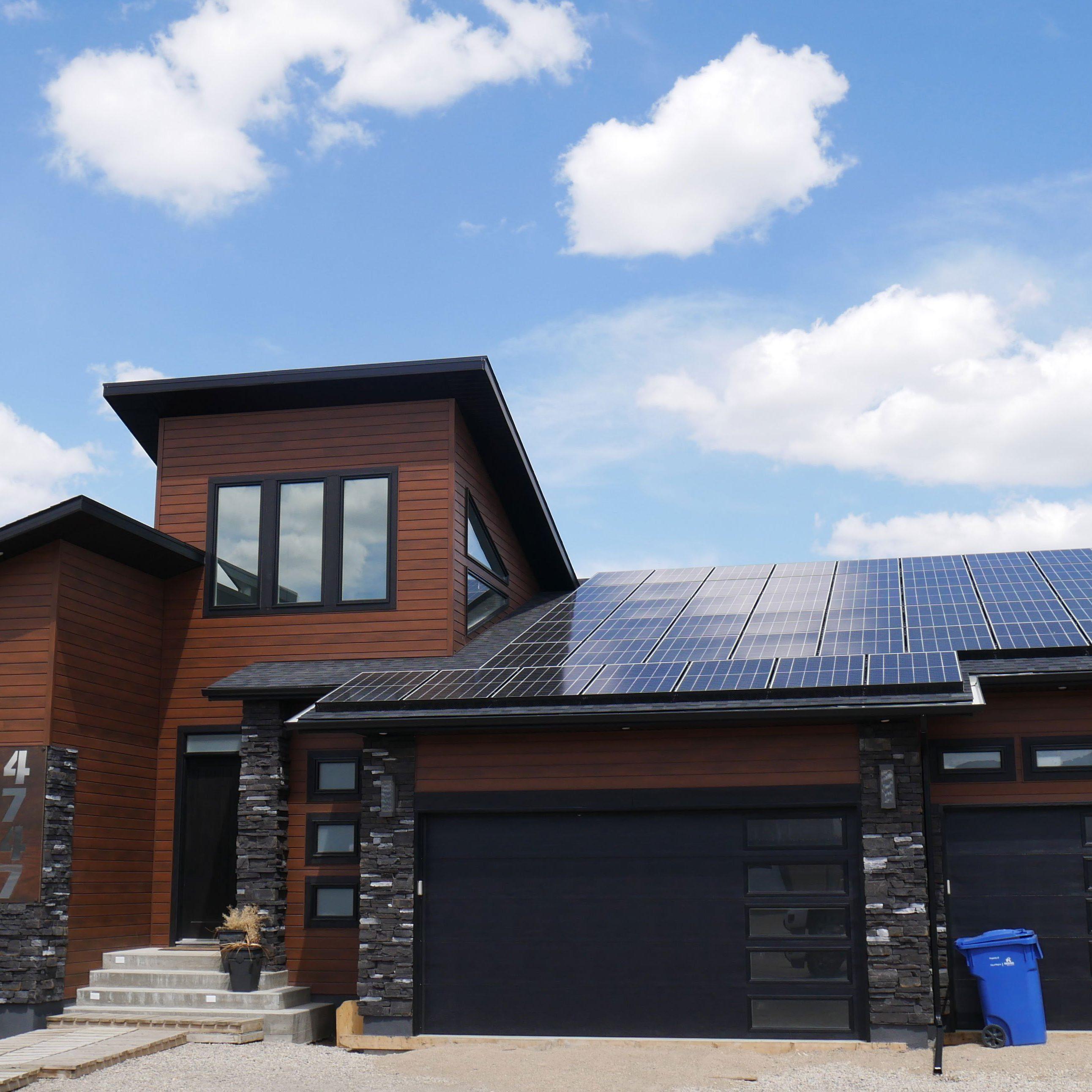 16.9kW System - Regina Saskatchewan