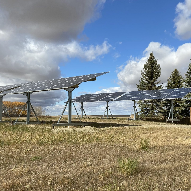 100kW System - Lintlaw Saskatchewan